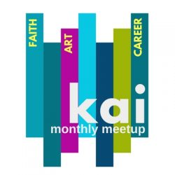 KAI monthly meetup logo